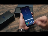 Распаковка Samsung Galaxy S8 Plus для России рядом с iPhone 7 Plus и Meizu Pro 6 Plus! #Mobus24
