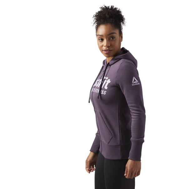 Худи Reebok CrossFit Full Zip