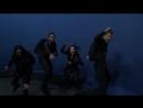 Хлоя на съемочной площадке третьего сезона «Агентов Щ.И.Т.а» / 2015