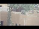Сирия. Работа снайпера запрещенных в провинции Ракка