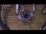 Замена тормозного ротора Center Lock и колодок на дисковой гидравлике