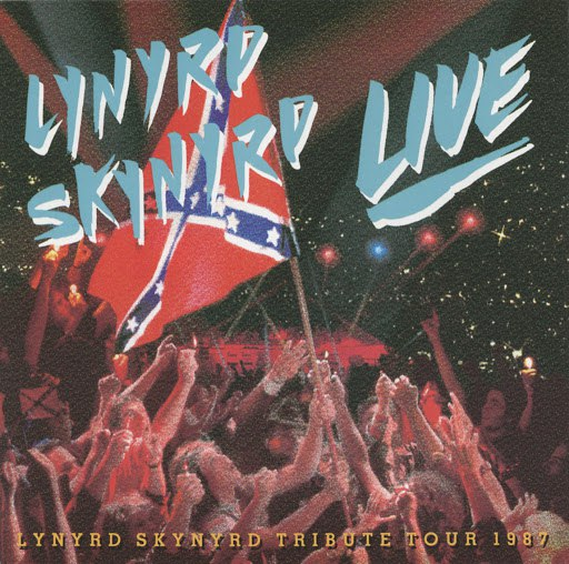 Lynyrd Skynyrd альбом Southern By The Grace Of God (Lynyrd Skynyrd Tribute Tour 1987)