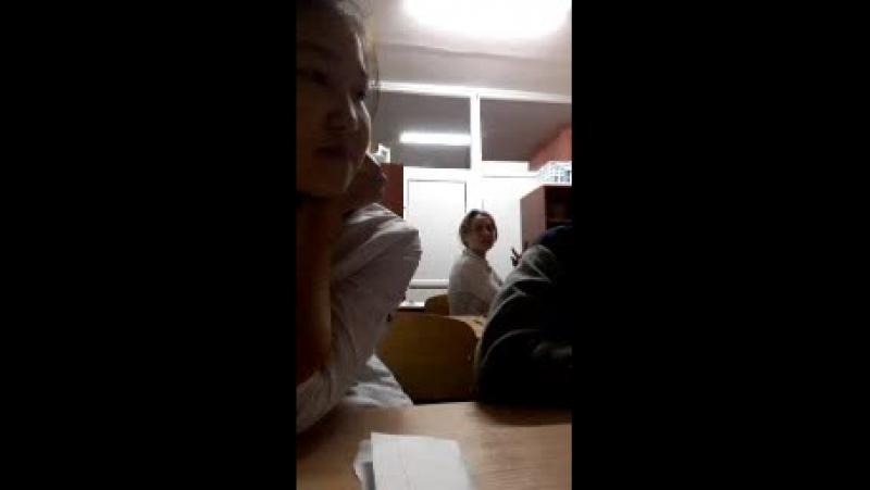 Диля Алданбаева - Live