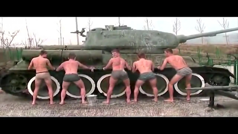 Тверк от голых кадетов Новороссийск