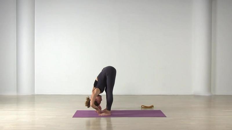 Базовый комплекс хатха йоги с Александрой Грачевой