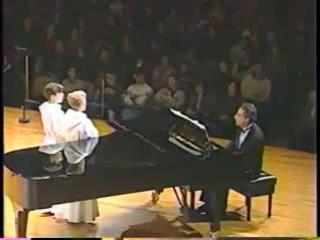 Gioachino Antonio Rossini - Cats' Duet (Duetto Buffo Di Due Gatti)