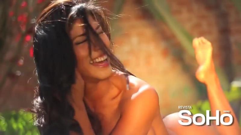 Karen Dejo.Видео фотосессии эротика eroticism HD качество