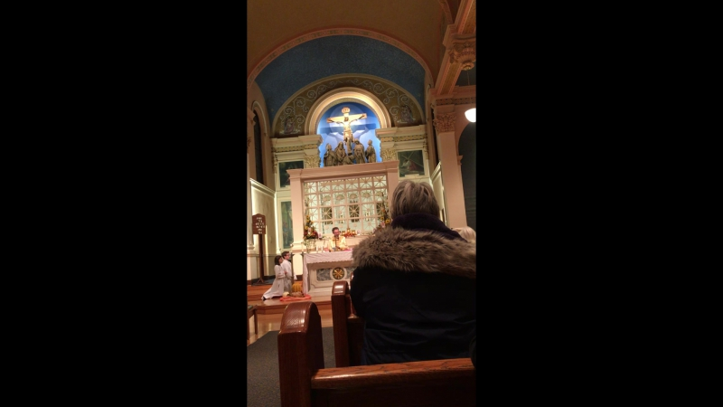2017-11-25 1700 St. Mary of The Immaculate Conception MOF