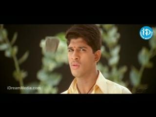 Gangotri Movie - Aditi Agarwal, Allu Arjun, Prakash Raj Nice Scene