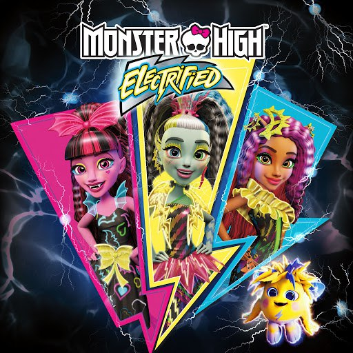 Monster High альбом Electrified - EP