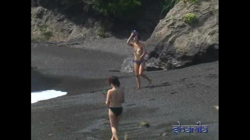 Jade Sharila - DNB-01 - Nude Beach Voyeurism
