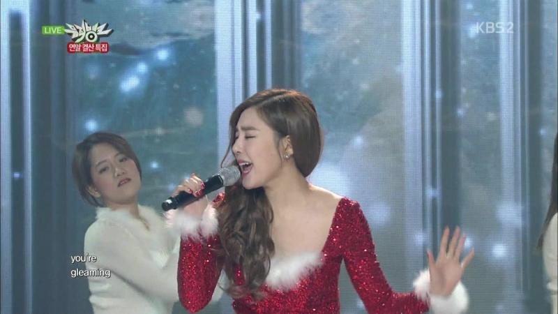Girls' Generation TTS – DiamondHoller [141219]