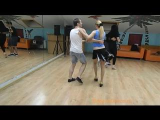 Сальса с Виталием Гудименко в школе танцев Breeze Dance)))