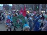 Парад снегурочек в Ростове - 29.12.2017 - Это Ростов-на-Дону!
