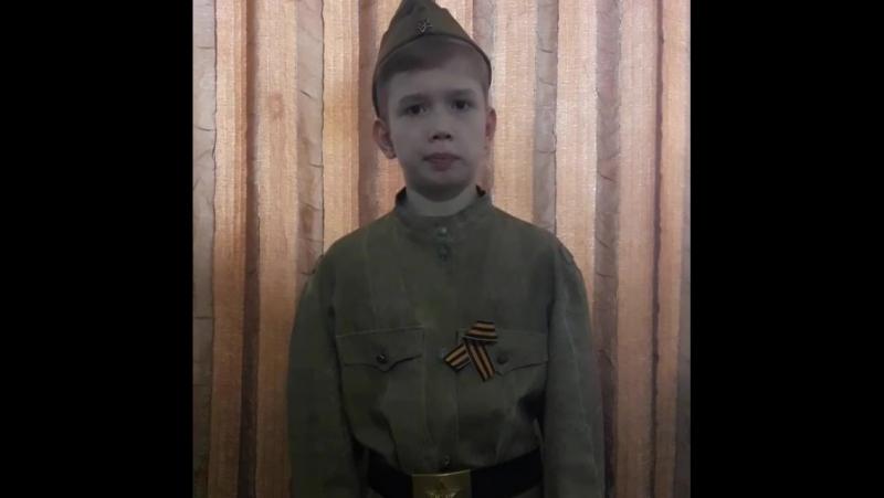 Мухарамов Артём, 8 лет