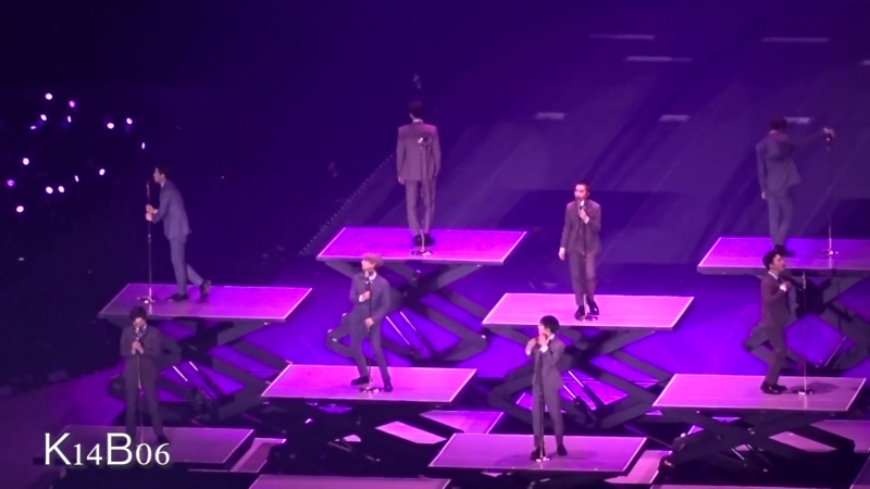 171125 EXO 엑소 - 부메랑 Boomerang Lotto Ka-CHING - EXO PLANET 4 - The ElyXiOn in Seoul [직캠]