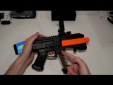 AR автомат для Андроид Игр тема СУПЕР! AR Game Gun best toys!