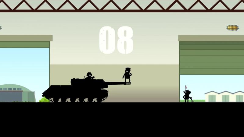 Истории танкистов. Серия 31.
