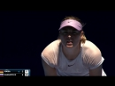 Maria Sharapova vs Tatiana Maria Highlights AO 2018