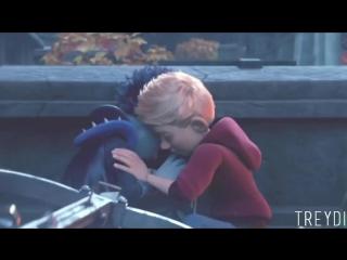 Rudolph x Tony [Fireflies] The Little Vampire (MV)