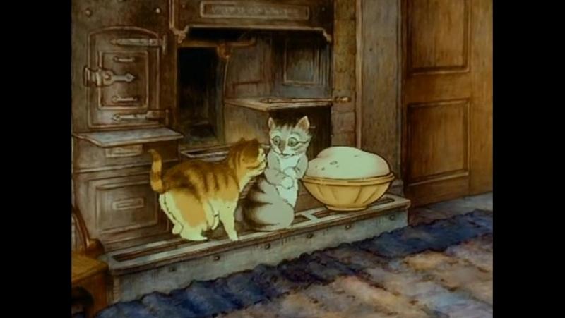 Мир кролика Питера - 2 - Сказка о Сэмуиле Уискерсе (1992)