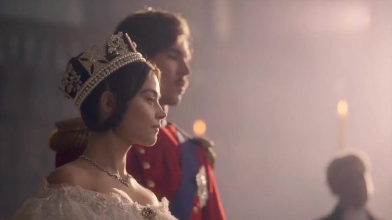Виктория / Королева Виктория / Victoria (2017) 2 сезон отрывок