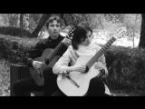 ANIMA GUITAR DUO (Anna Zagruzina &amp Grigoriy Razuvaev) - Milan Tesar - Suita Karussel Aria, Finalе