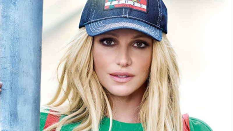 Britney Spears Is Barely Recognizable In Latest Photoshoot