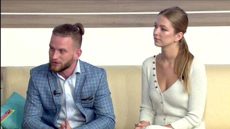 Анастасия Губанова и Николай Реутов.