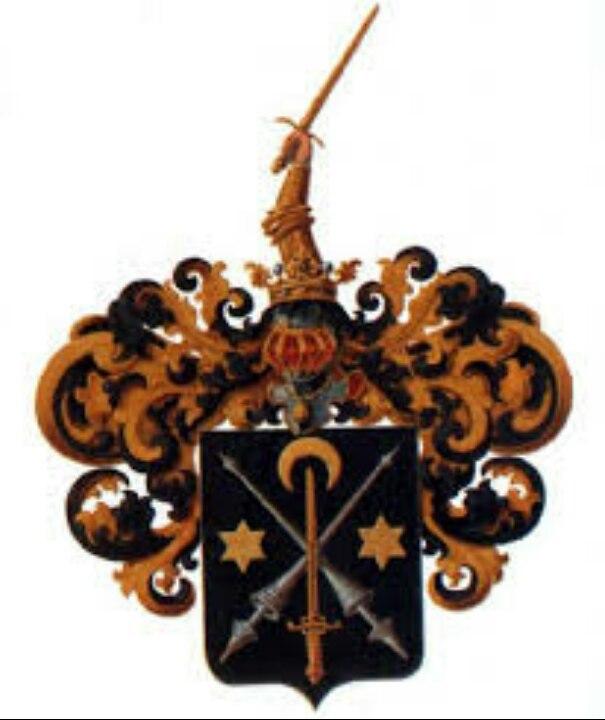 Герб князя Плакса (российских благородных дворян Плаксиных)