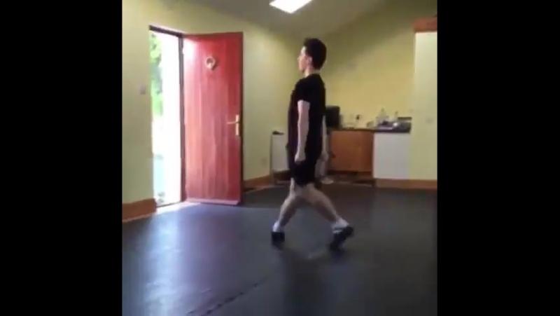Sean Mortalo - Jig | Ирландские танцы