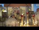 Сретение Господне литургия Чин освящения свечей