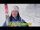 Helt Ramm пародирует лыжников и биатлонистов
