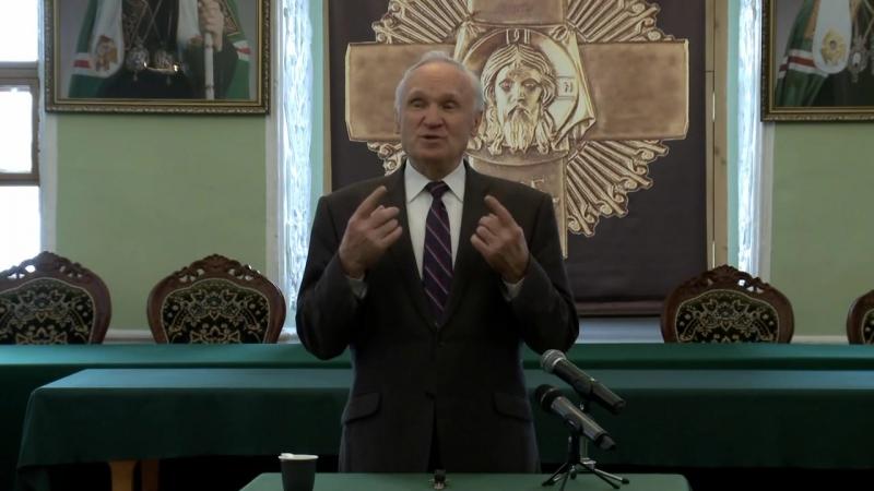 Огласительная беседа — Осипов А.И. (МДА, 25.01.2014.)