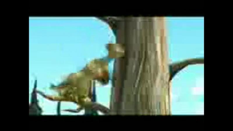 ленивец из леднекового периода
