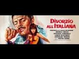 Divorzio allitaliana -1961  Pietro Germi --M. Mastroianni, Stefania Sandrelli, Daniela Rocca, Lando Buzzanca