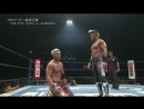Kazuchika Okada c vs SANADA NJPW The New Beginning 2018 in Osaka