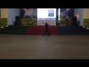 Немножко танцули 😊 Когда сказали срочно выступить и тут ИМПРОВИЗАЦИЯ в помощь 😻 😏