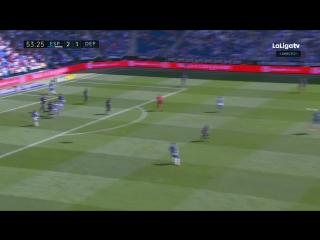 Испания ЛаЛига  Эспаньол - Депортиво 4:1 обзор  HD