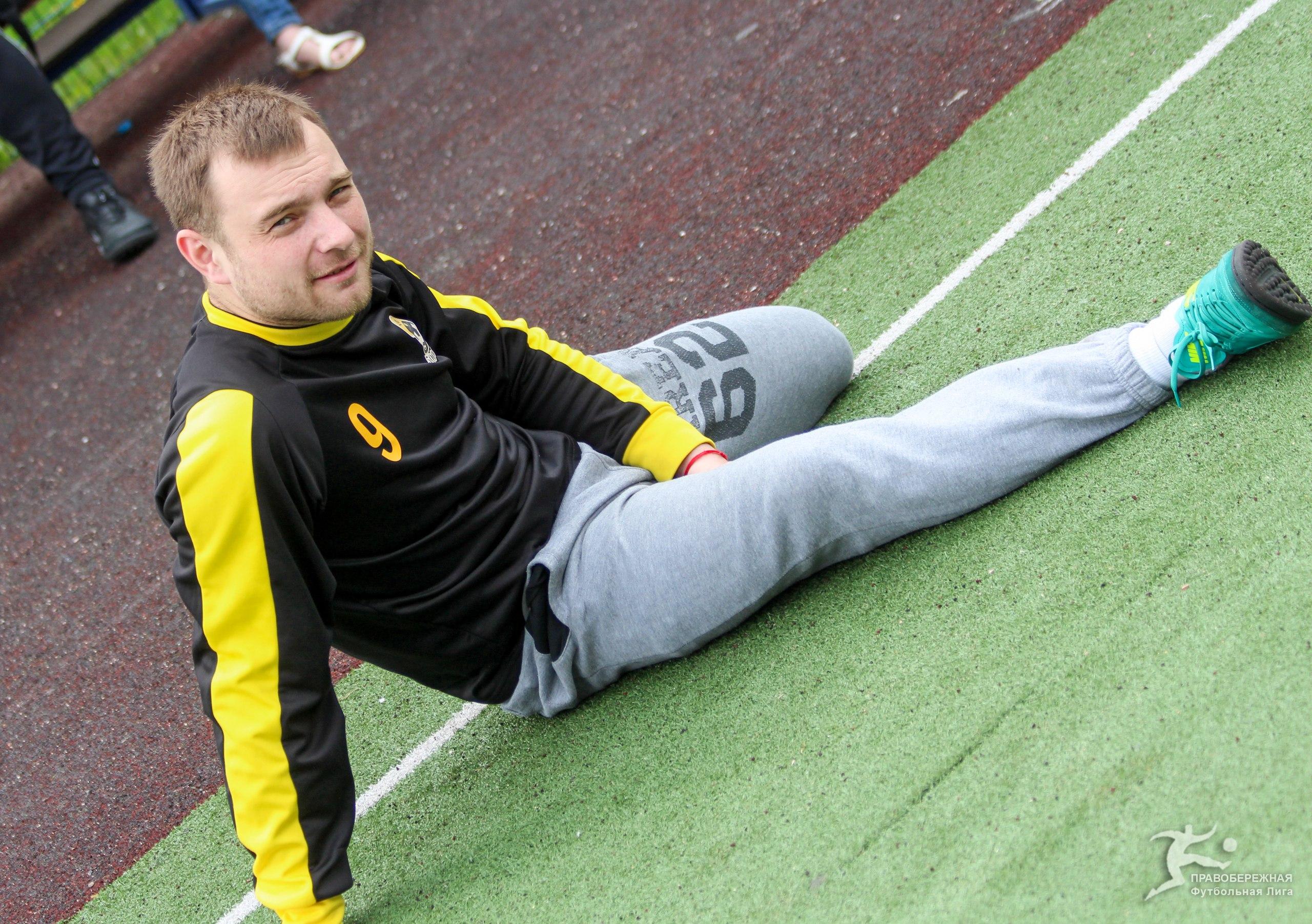 Виталий Суховаров на турнире пенальтистов 2017