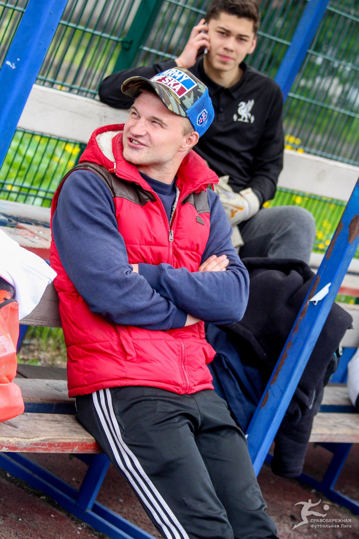 Виталий Александров на турнире пенальтистов 2017