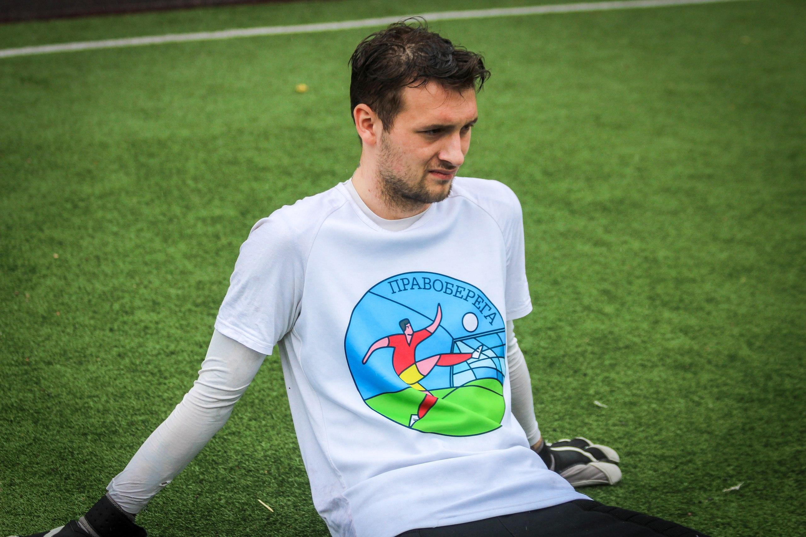 Борис Иванов на турнире пенальтистов 2017