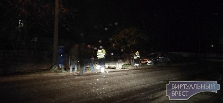 Пьяного водителя задержали очевидцы на ул. Скрипникова