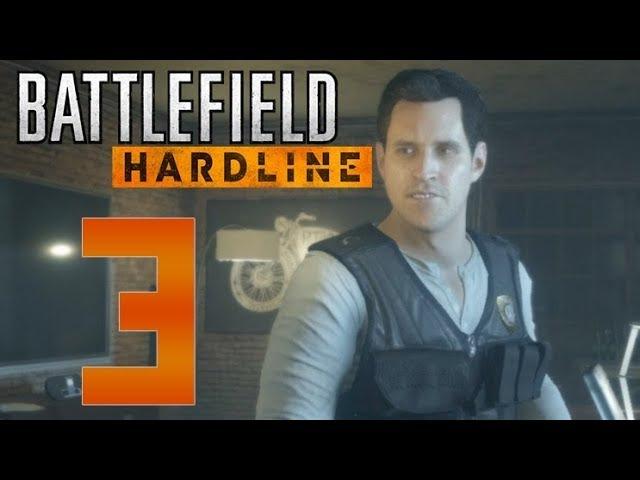 Battlefield Hardline - Прохождение - Cерия 3: Грязные копы » Freewka.com - Смотреть онлайн в хорощем качестве