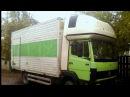 изготовление дверей на грузовой фургон Mersedes, вместо гидроподъёмника
