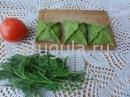 Зеленые пельмени с картошкой и грибами шампиньонами. ПЕЛЬМЕНИ очень быстро