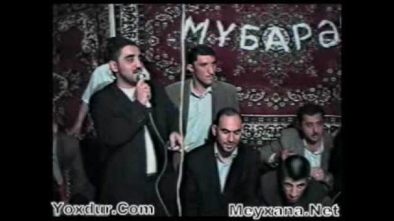 Meyxana _ Ashiq chalir sazi pulun xetrine
