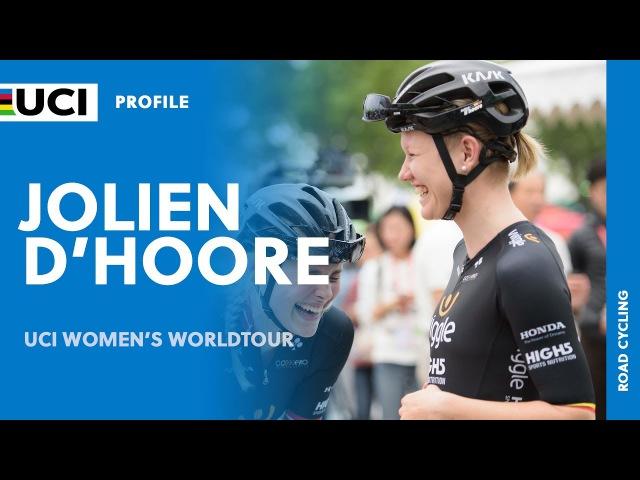 2017 UCI Women's WorldTour - Jolien D'Hoore