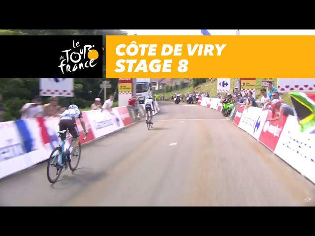 Côté de Viry - Stage 8 - Tour de France 2017