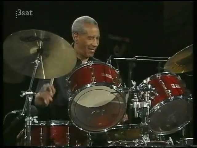 Max Roach Abdullah Ibrahim - jazz baltica 1997 (fragm. 4)